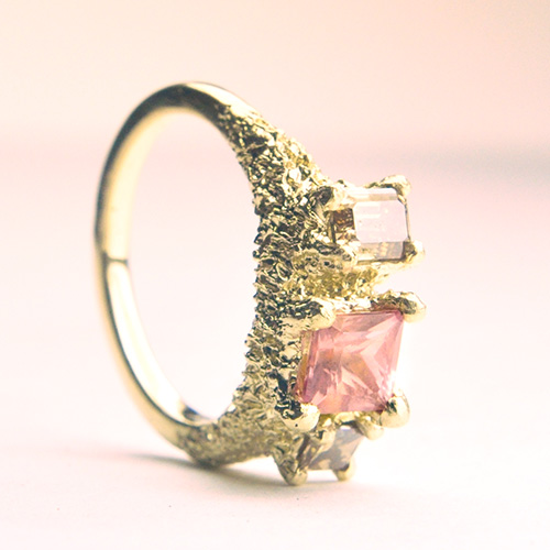 bespoke engagement ring by welfe